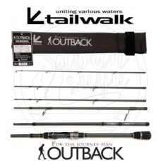 Tailwalk OUTBACK travel rod - spinning model