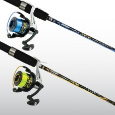 PIONEER SPINNING COMBO  (Rod + Reel + Line + Lure all in one)
