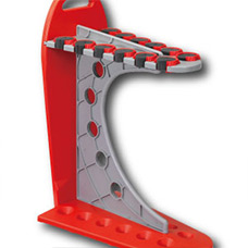 Tailwalk Rod Stand Red